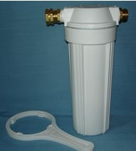 Single Canister, white