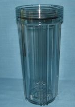 Single Canister, clear sump