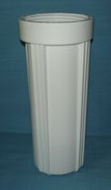 Single Canister, white sump