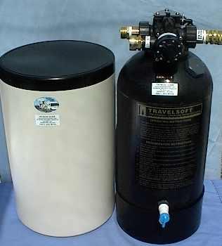 Travelsoft Water Packer 1600E Water Softener